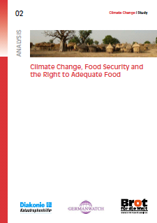 Study CC, food security & the right to adequate food