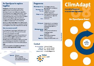 ClimAdapt Flyer pic p1